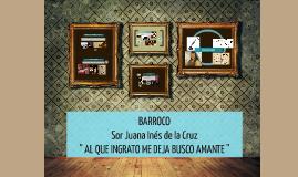 Copy of BARROCO