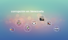corrupción en venezuela