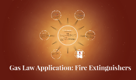 Copy of Gas Law Application: Fire Extinguishers