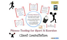 Copy of Fitness Testing for Sport & Exercise