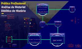 Prática Profissional - Análise de Material Didático de História (3º Período)