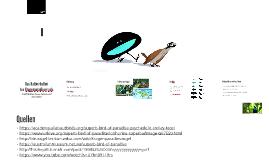 Balzverhalten der Kragenparadisvögel