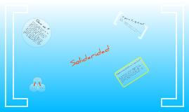 Copy of Solidaridad