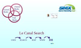 Optimisation du Canal Search
