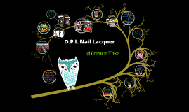 O.P.I. Nail Lacquer: Part Two