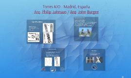 Copy of Análisis Estructural - Torres KIO - Madrid, España