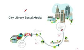 City Library Social Media