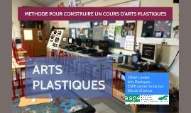 Méthode pour construire un cours d'arts plastiques à l'école primaire