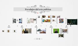 Paradojas del arte político