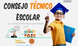 Copy of Cosnejo Técnico Escolar