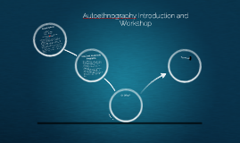 Autoethnography Introduction and Workshop