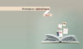 Hemingway-utfordringen