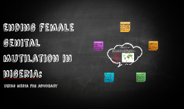 Ending female genital mutilation in nigeria