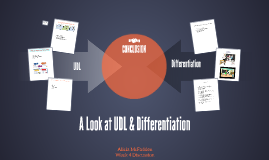 UDL & Differentiation