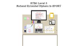 BTEC L3 Options Evening