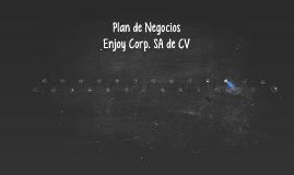 Enjoy corp. SA de CV