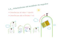 Copy of Orientaciones del modelado de negocios.
