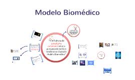 Modelo Biomédico