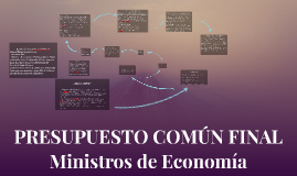 Copy of PRESUPUESTO COMÚN FINAL