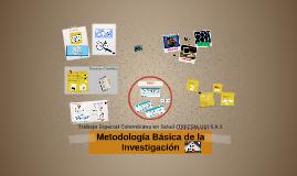 Metodología Básica de la Investigación