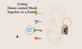 Eating              Home-cooked Meals Together as a Family