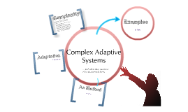 Complex Adaptive Systems in Educational Research