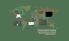 Copy of Transformative Training