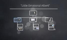 """""""Little Emotional Albert"""""""
