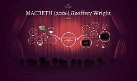 MACBETH (2006) Comparison