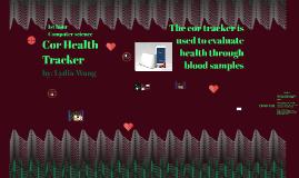 Cor Health Tracker