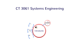 CT3061 - Systems Engineering