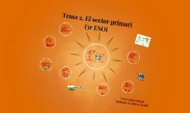 1. Sector Primari en l'actualitat