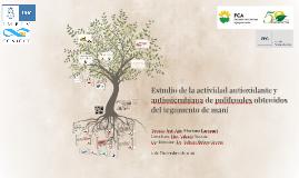 Estudio de la actividad antioxidante y antimicrobiana de pol