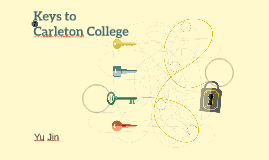Keys to  Carleton College