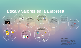 Ética y Valores en la Empresa