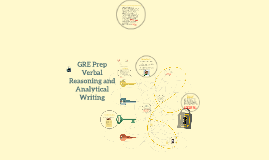 GRE Prep Verbal Reasoning and Analytical Writing