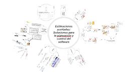 Estimaciones acertadas: Soluciones para la planeación y control del software