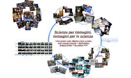 Scienza per immagini, immagini per la scienza