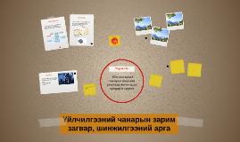 Copy of Үйлчилгээний чанарын зарим загвар, шинжилгээний арга