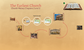 The Earliest Church