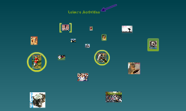 Copy of Leisure Activites