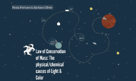 Law of Conservation of Mass: The physical/chemical causes of