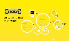 Will we still love IKEA ?