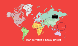 War, Terrorist & Social Unrest