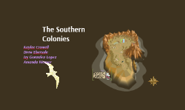 Southern Colonies