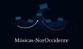 Músicas-NorOccidente