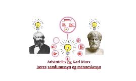 Aristoteles og Karl Marx