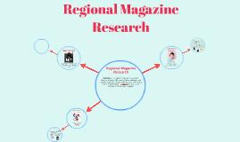 Regional Magazine