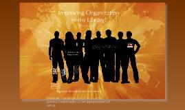 Improving Organization in ChSS Library (465)