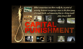Copy of Capital Punishment